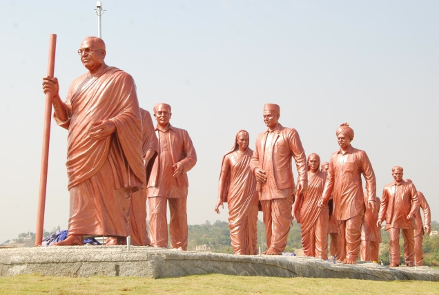 Ambedkar and his followers