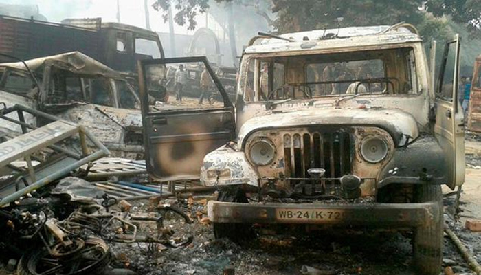 West Bengal: Another riot in West Medinipur goes unreported by media