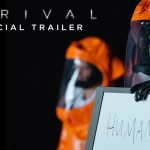 Arrival- Ashdoc's short movie review