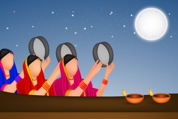 Karva Chauth- a celebration of life