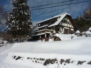 わが家・雪