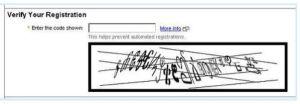 もはや暗号のCAPTCHA