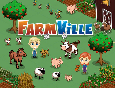 Farmville Gamification