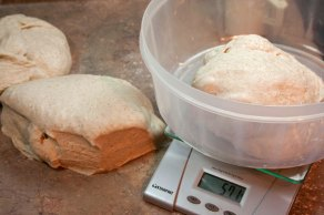 Digital Scales give your bread baking more consistent results.