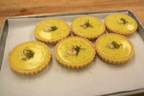 VIU Pastry: Lauren's Coconut Ginger Tarts