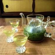 緑茶・新茶・お茶・カテキン・清熱。グリーンティー