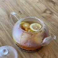 シトラスティー・柑橘・金柑・レモン・ジャスミンティー・薬膳茶・ハーブティー・気の巡り・気滞・