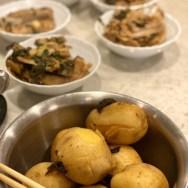 じゃが芋・ポテト・肉じゃが・食養生・煮物・秋の味覚