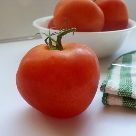 Tomato Chaat