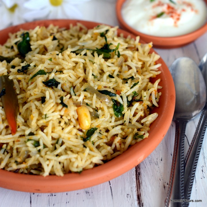 Methi Rice