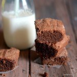 Drunken Brownies