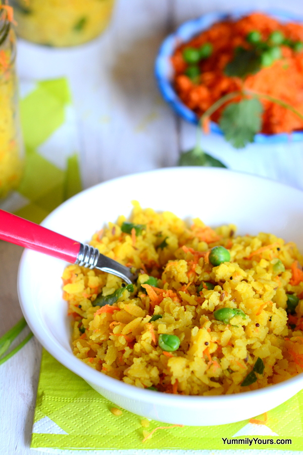 INSTANT POHA | MEAL IN A JAR