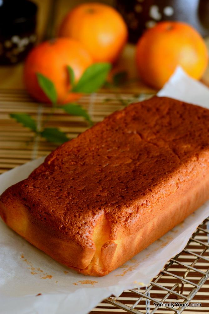 Soft spongy, honey cake