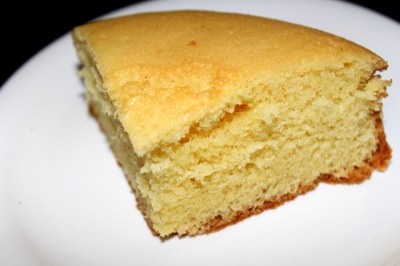 pressure cooker cake recipe, basic plain vanilla sponge ...