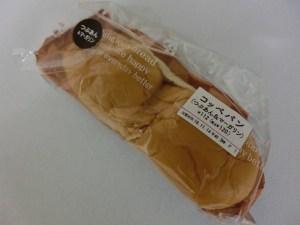 潰れたパン