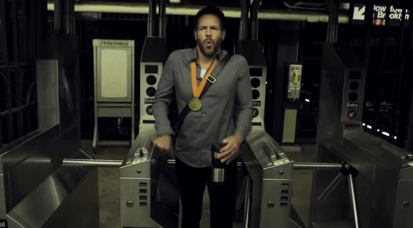 The day after the New York City Marathon [Video]