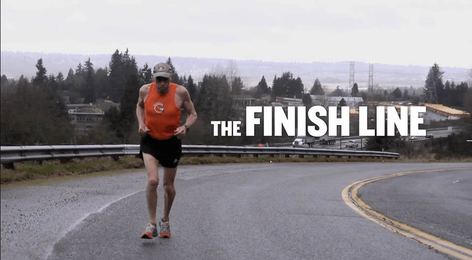 Bill Iffrig: The Finish Line [Video]