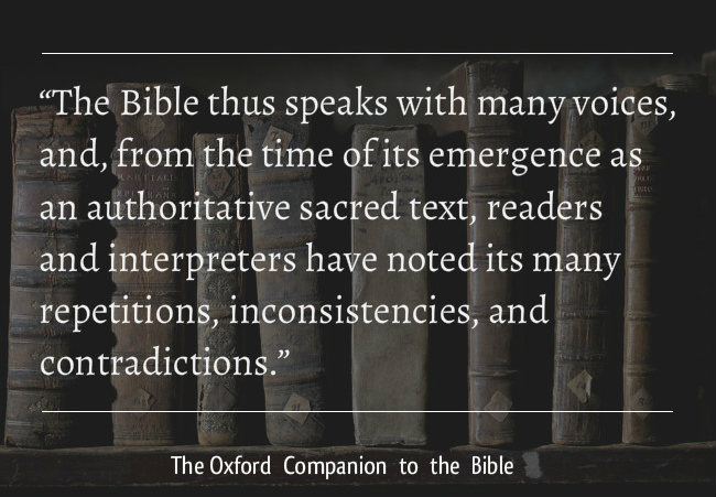 contradictions of the bible What follows is a reply to a list of 143 purported bible contradictions, along with a  suggestion for more contradictions not found in this list you will find below the.