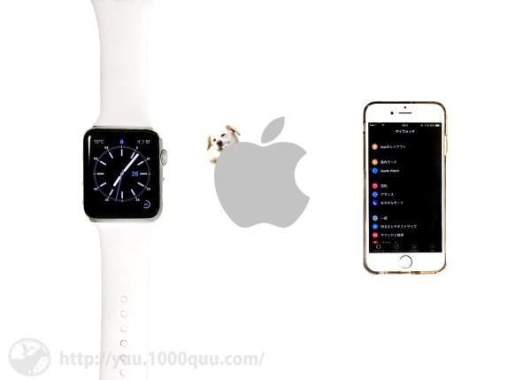 Apple Watchを2日使った感想のアイキャッチ画像