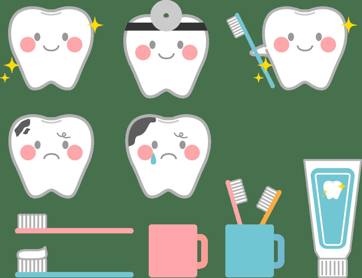 息がかかるだけで歯が痛いけど虫歯じゃない!目に見えない歯の危機?!