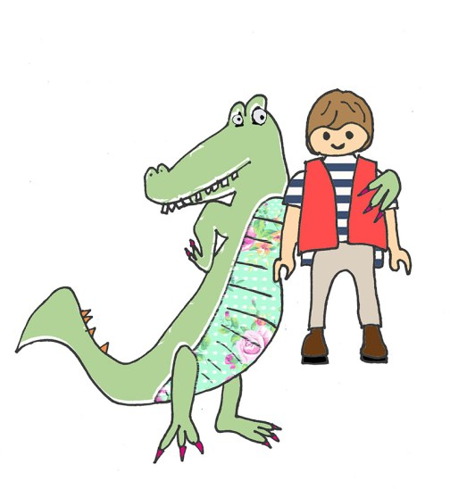 il crocodil playmobil