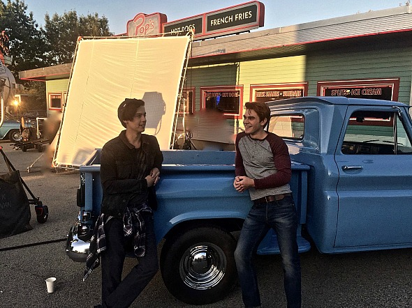 Cole Sprouse S Car Jeep