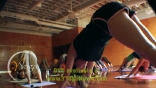 Ashley Turner Class at Power Yoga West from YYM