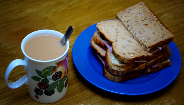Tea and Sandwiches