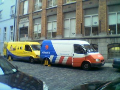 Eircom Vs Clampers