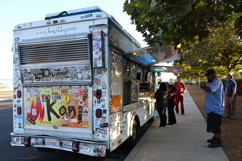 The Kogi Korean BBQ Food Truck Is One Of Most Famous Trucks In Country It Has Been Serving Up Tacos Burritos Quesadillas Sliders Burgers