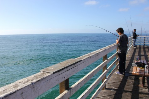 Pismo Beach Pier, California via ZaagiTravel.com