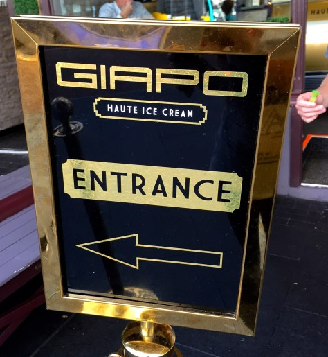 Giapo haute ice cream in Auckland, New Zealand via ZaagiTravel.com
