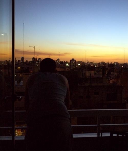 Buenos Aires Balcony