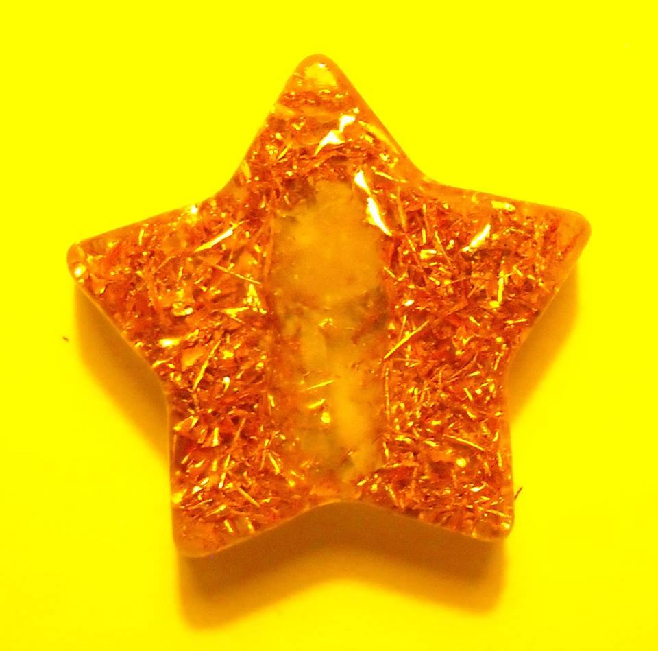 orgonit hvězda