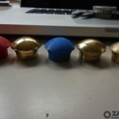 3D Printed Shaker Caps