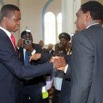 Edgar Lungu & Hakainde Hichilema