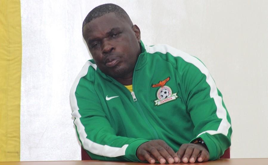 Lwandamina aplogizes for behavior towards referees