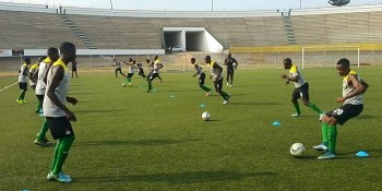 Training in Mozambique