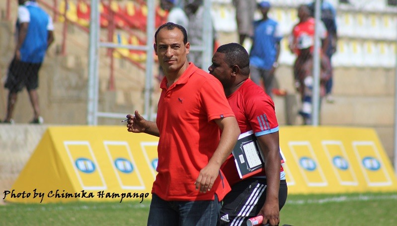FAZ want Kabwe Warriors to be relegated- Fathy