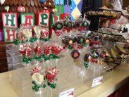 Contemporary gingerbread treats