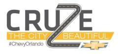 Chevy Cruze the City Beautiful