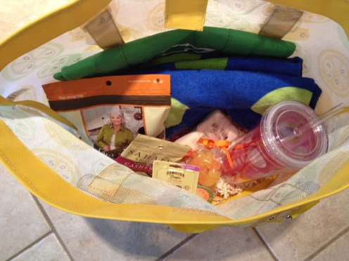 Beach Bag Giveaway
