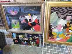 Fesitval of the Masters Disney art