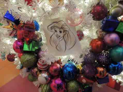 Disney's Art of Animation Christmas