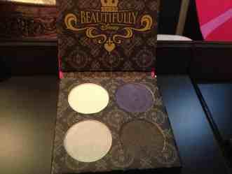 Midnight Hour eye shadow palette