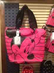 Minnie Mouse Pink Tote Bag