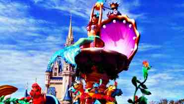 Festival of Fantasy Little Mermaid