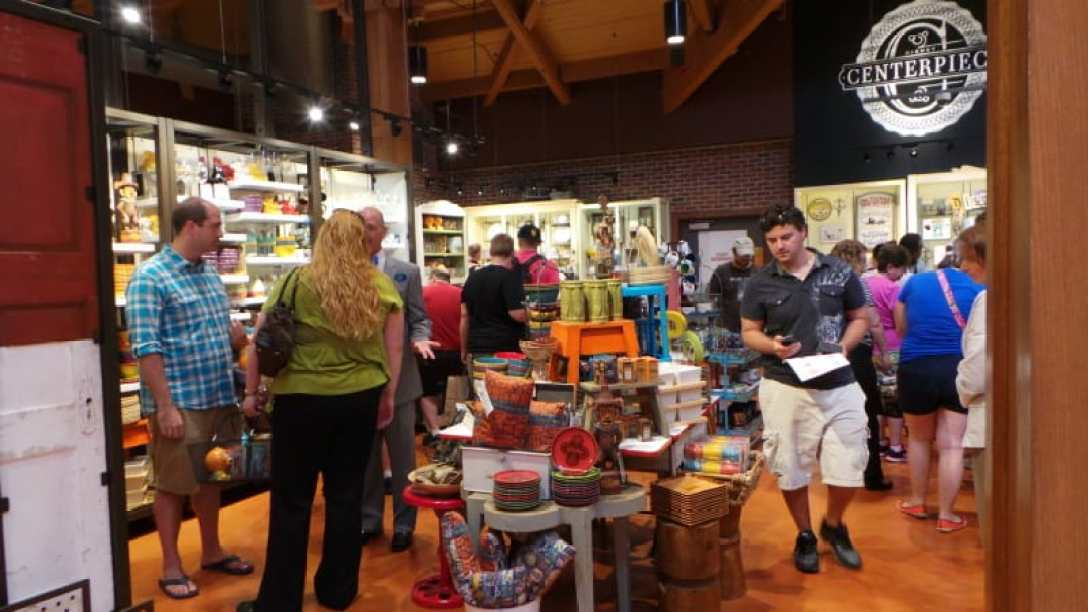 Marketplace Co-Op Downtown Disney