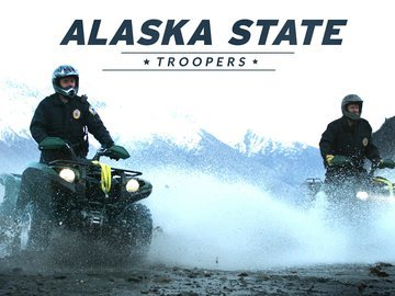 Alaska State Troopers - Asleep at the Wheel