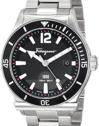 Salvatore Ferragamo Men's Watches